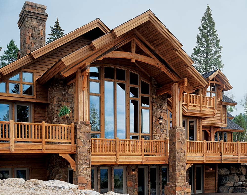 Take Great Care Of Your Timber Home featured image