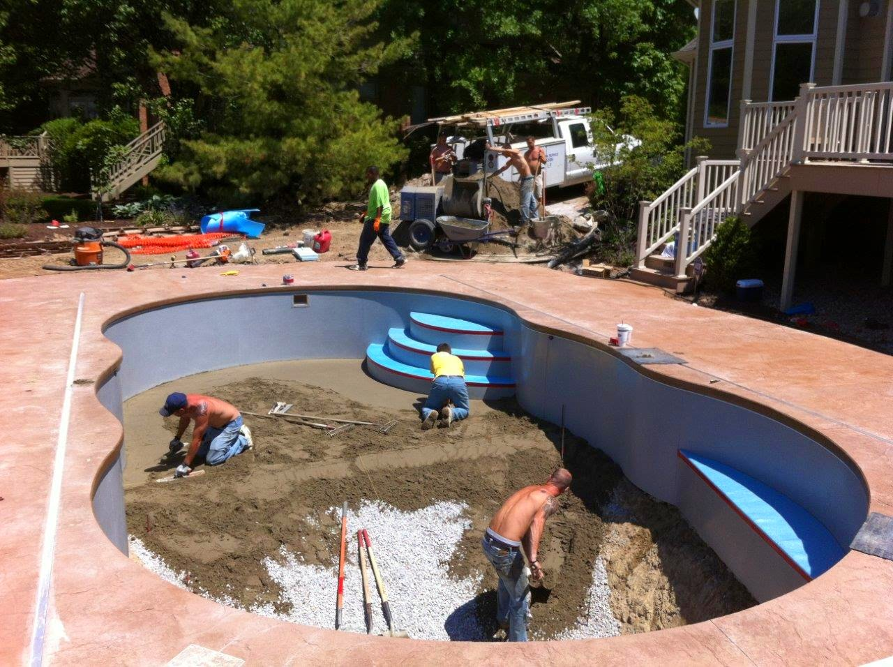 Swimming Pool Builders featured image