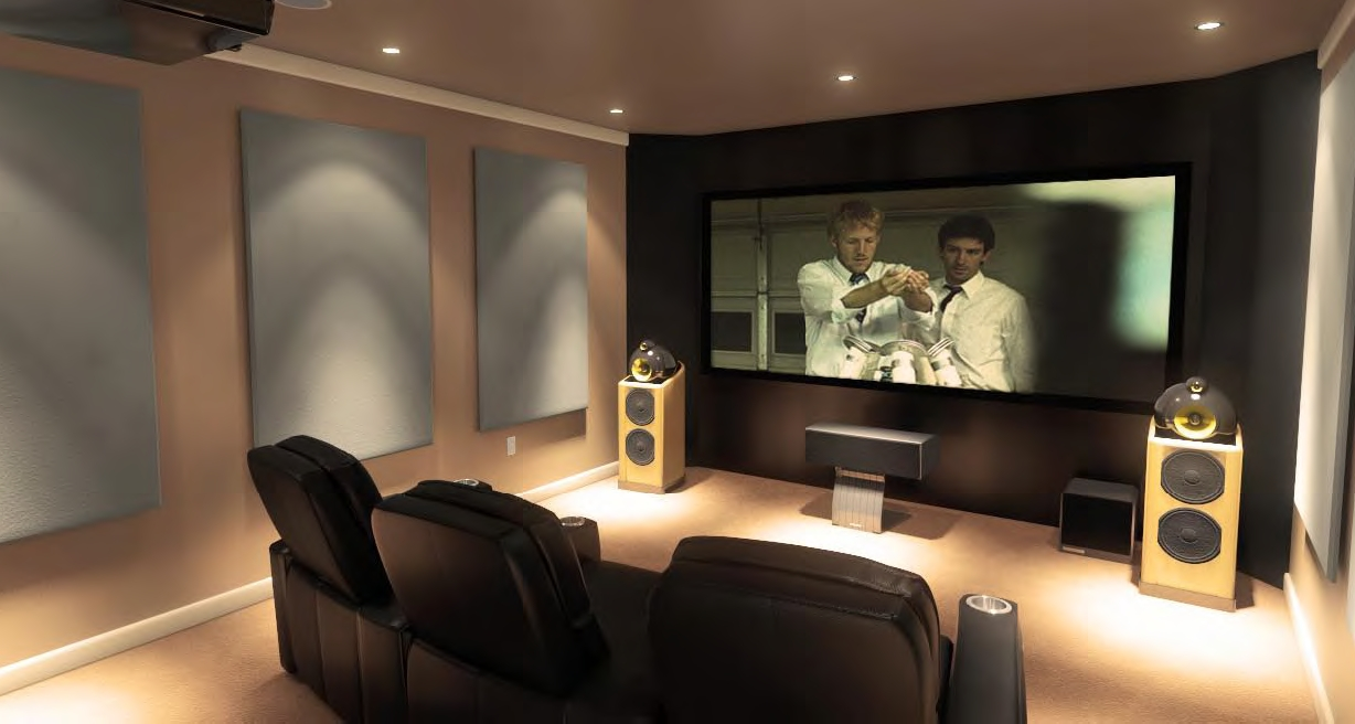 Home Cinema System featured image