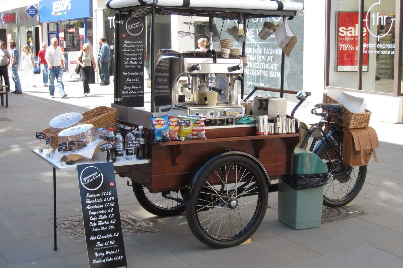 The way the Coffee Cart Business Works featured image