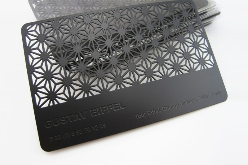 Luxury Business Card Finishes and Styles featured image