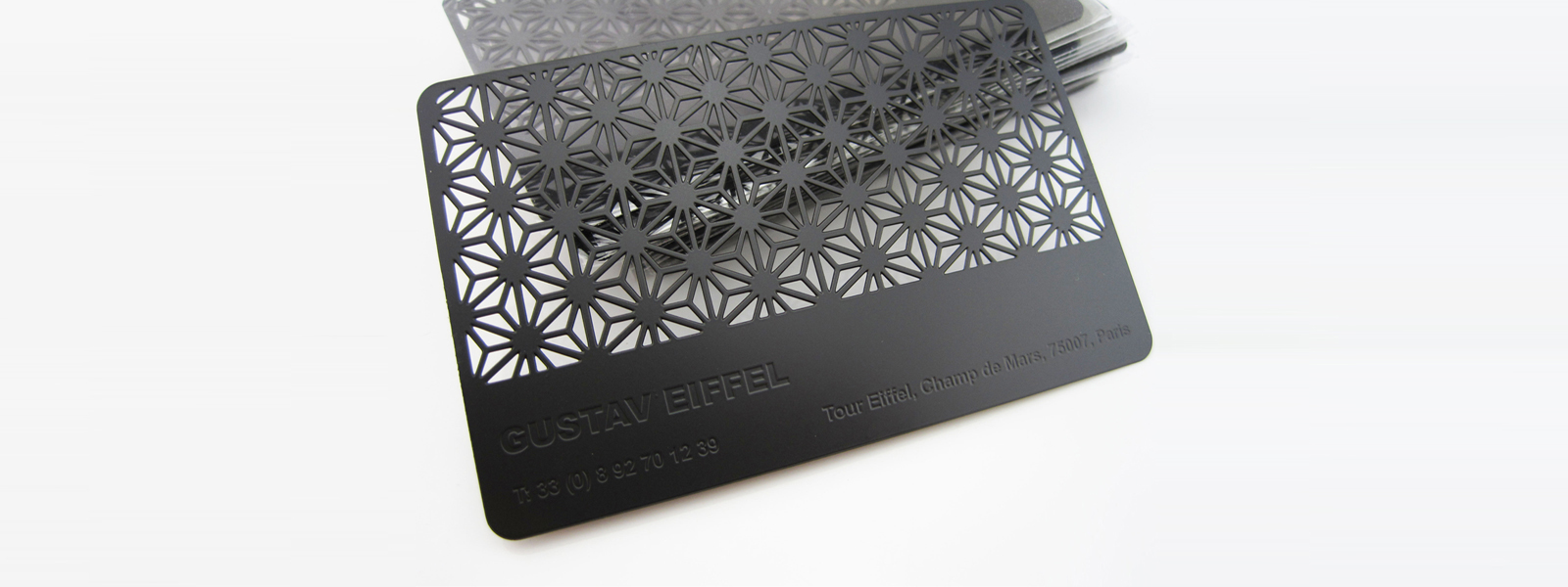 Luxury Business Card Finishes and Styles