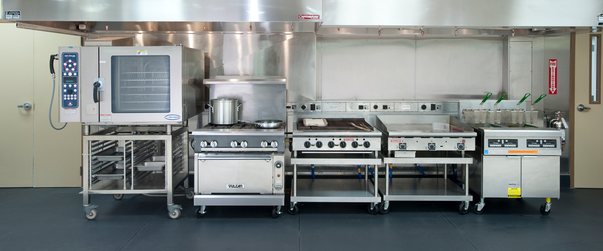 Commercial Catering Equipment – Some General Information